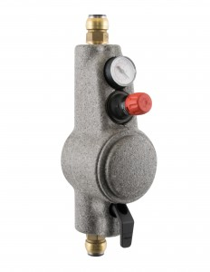 TENANT VALVE - INSULATED