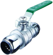 Push Fit Valves